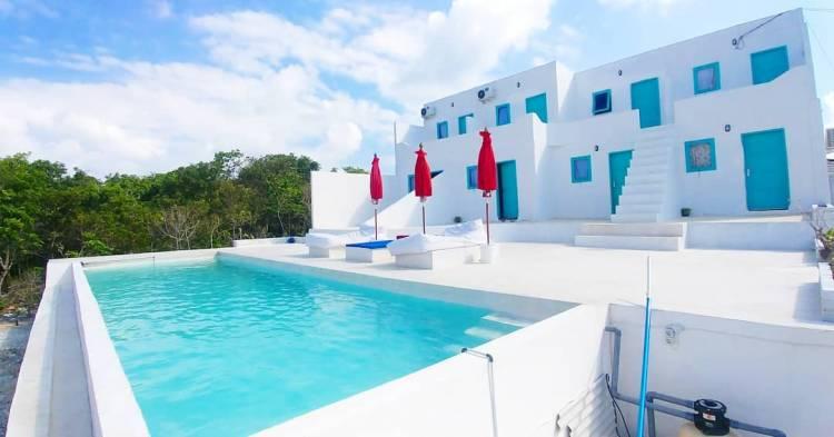 Woywoy Paradise Tanjung Bira di Sulsel Menawarkan Pemandangan yang Sama seperti Santorini
