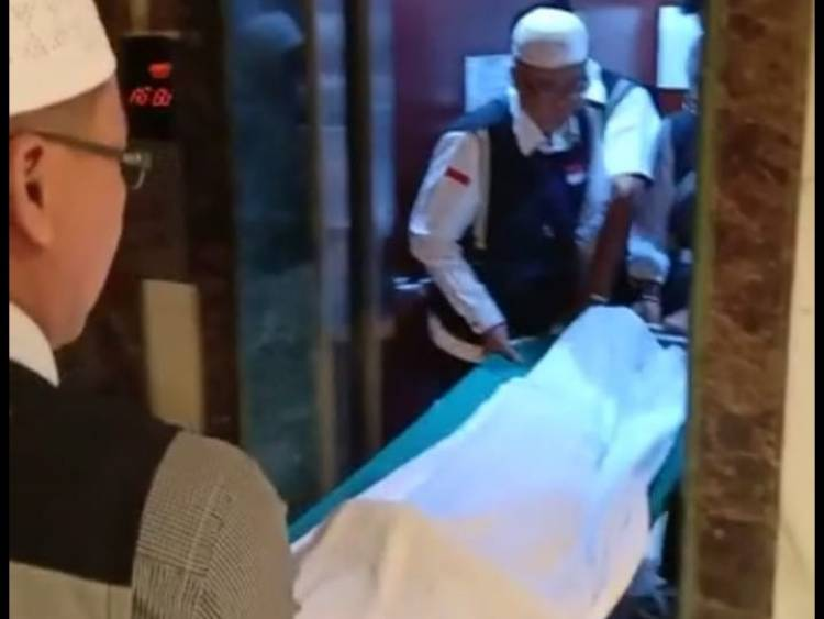 Gagal Pernafasan Satu Jamaah Haji Jambi Asal Batanghari Meninggal di Mekkah