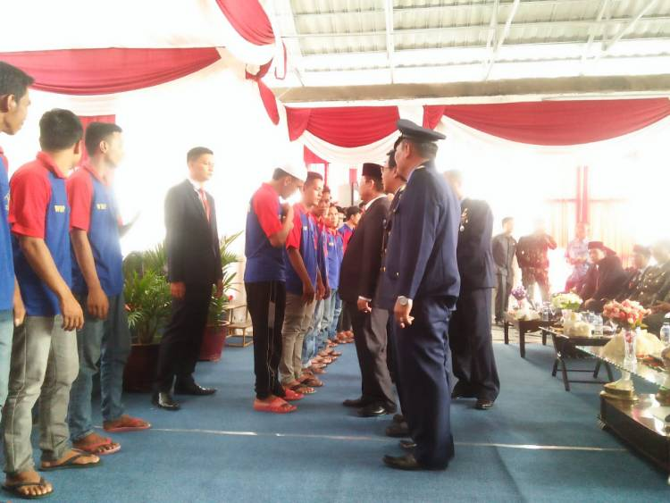 Dapat Remisi 15 Warga Binaan Lapas II A Jambi Dibebaskan