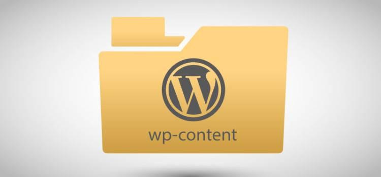 Rahasia Cara Singkat Mengubah Nama Folder WP-Content Wordpress