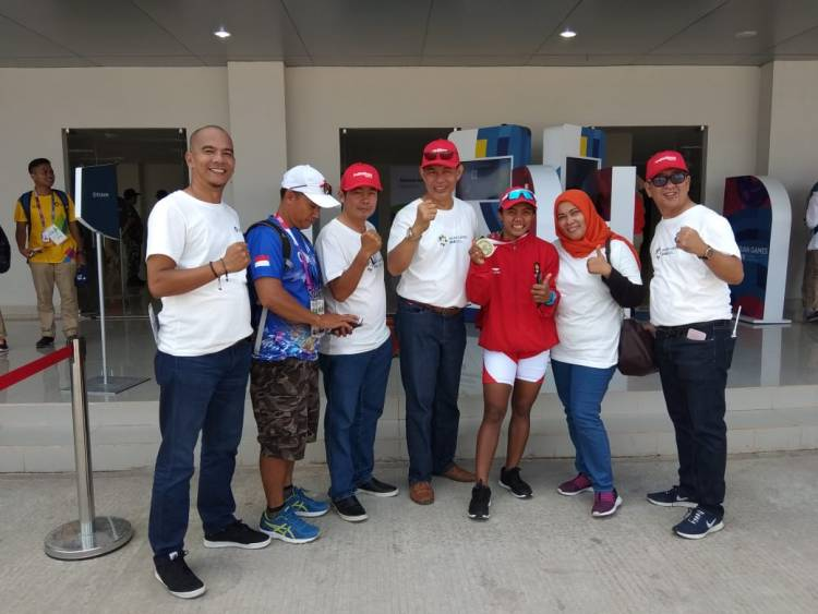 ASIAN GAMES 2018: Atlet Dayung Asal Jambi Sumbangkan Medali untuk Indonesia