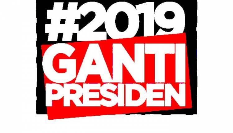 Lintas Relawan Jokowi Jambi Minta Polisi Tinjau Izin Deklarasi #2019GantiPresiden