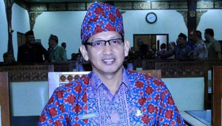 Pemprov Jambi Bakal Sambut Kedatangan Ma'ruf Amin di Jambi