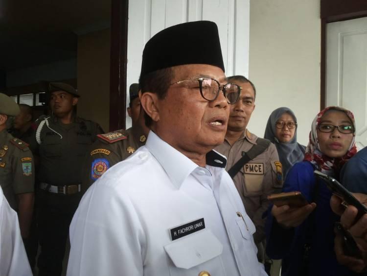 Fachrori Umar Buka Pembekalan dan Uji Kompetensi Jabatan Fungsional