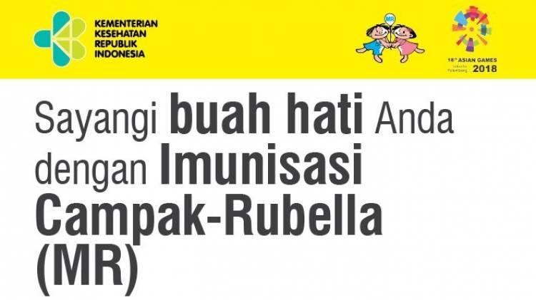 Di Jambi Hanya 450 Anak Imunisasi MR, Dinkes Tambah Waktu Pelaksanaan