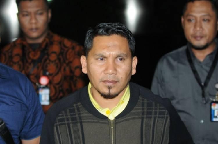 Bupati Bener Meriah Nonaktif Ahmadi Penyuap Gubernur Aceh Segera Disidang