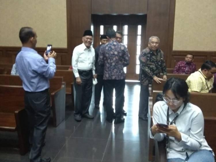 SIDANG LANJUTAN ZUMI ZOLA: Anggota DPRD Juber dan Popriyanto Kembalikan Uang Ketok ke KPK