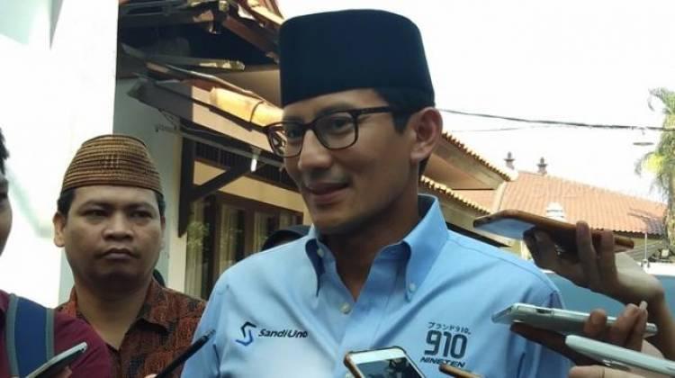 Batal ke Cirebon, Sandiaga Uno Bikin Kecewa Sultan Cirebonan & Barisan Setia AHY