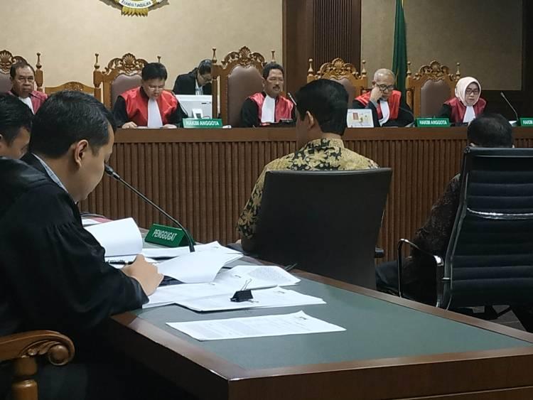 Erwan Malik: Pimpinan DPRD Minta Fee Proyek, Tapi Minta Jangan Ketahuan Anggota