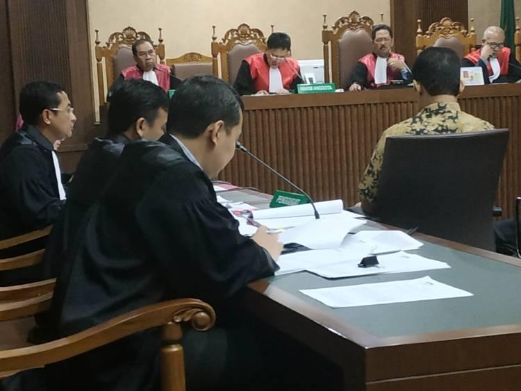 Hari Ini Kepala ULP Evi Syahrul & Anggota DPRD Jambi jadi Saksi Sidang Zumi Zola