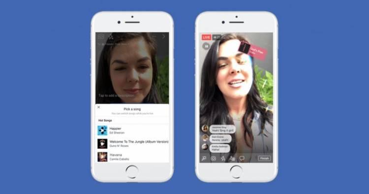 Facebook Uji Coba Lip Sync Live Menyerupai Tiktok dan Smule