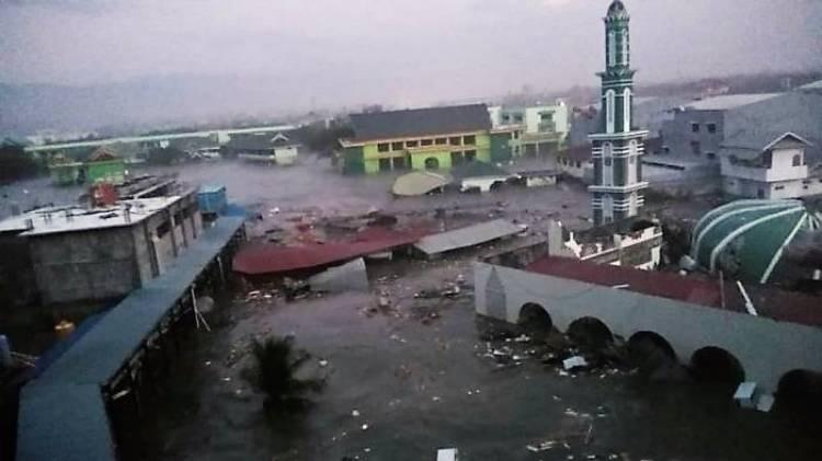 Kota Palu Rusak Parah,Warga Gorontalo Utara Pulang Melewati Pesisir Utara