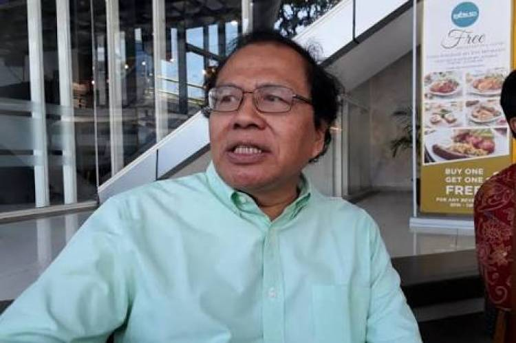 Survei Kecil-kecilan, Rizal Ramli Prediksi Jokowi Kalahkan Prabowo