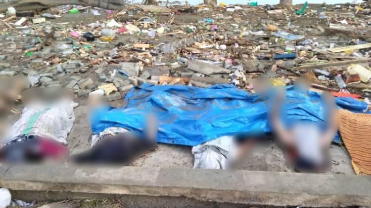 TNI Siapkan Kuburan Massal 100x10 Meter untuk Korban Gempa & Tsunami Palu