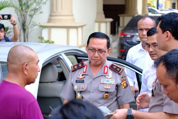 Tersangka Pembawa Sabu 5 Kilogram Asal Aceh yang Ditangkap di Jambi Masuki Tahap I