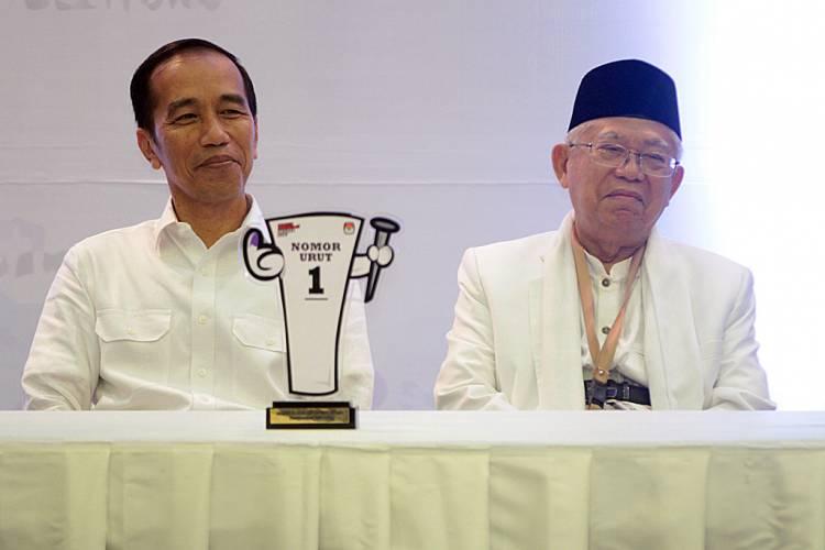Tim Jokowi-Ma'ruf Optimis Kuasai Pemilih NTB