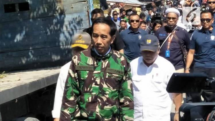 Meski Bukan Bencana Nasional, Jokowi: Bantuan Luar Negeri Kita Terima Sesuai Kebutuhan