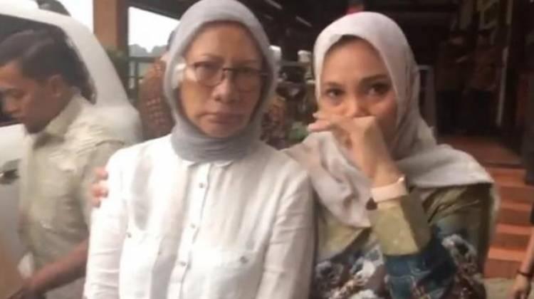 Bukan di Bandung, Ratna Sarumpaet Ternyata Berada di RS Bedah Bina Estetika