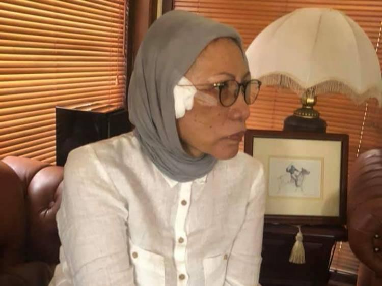 BREAKING NEWS! Bukan Dianiaya, Ratna Sarumpaet Akui Temui Dokter Bedah Plastik