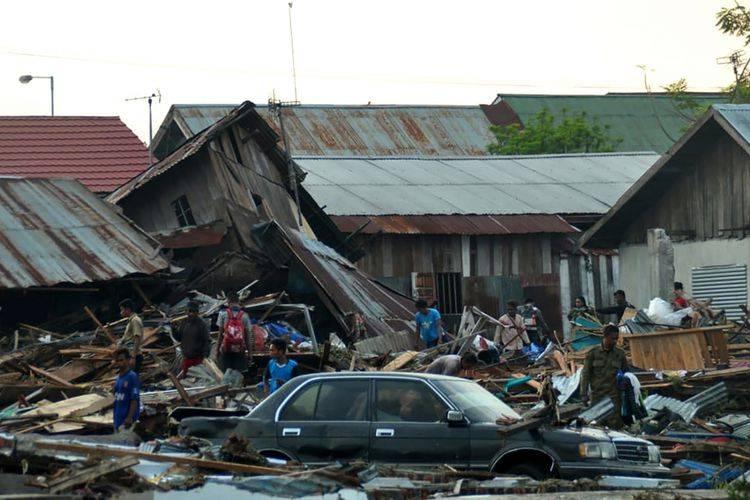 Aceh Targetkan Donasi Rp1 Miliar untuk Korban Tsunami Palu