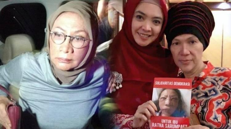 Dorce Minta Inggrid Kansil Klarifikasi Foto Aksi Solidaritas Ratna Sarumpaet