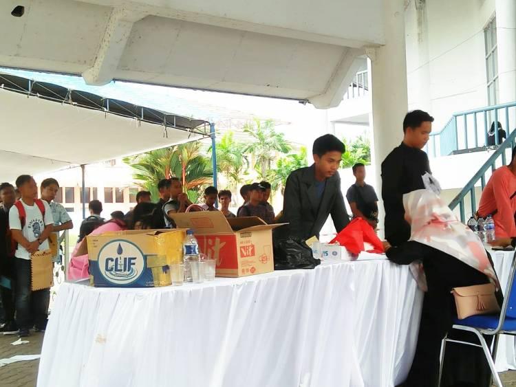 Ramai-ramai Warga Jambi Ikuti Audisi Liga Dangdut Indonesia di GOS Kotabaru
