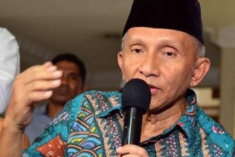 Setelah Diperiksa Polda Metro Jaya, Amien Janji Bongkar Kasus yang Mangkrak di KPK