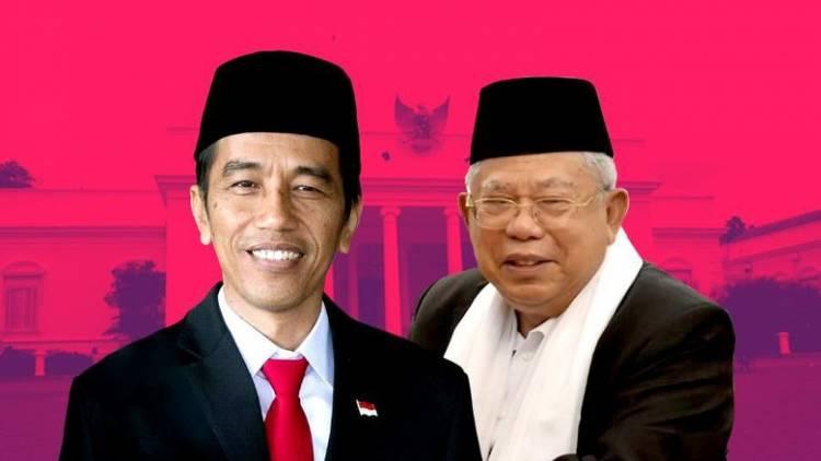 Kalahkan Prabowo-Sandiaga, Jokowi-Ma'ruf Bakal Menang di Jawa Barat