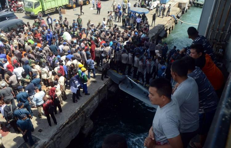 Masih Trauma Tsunami, Hujan Deras dan Angin Kecang Cemaskan Pengungsi Palu