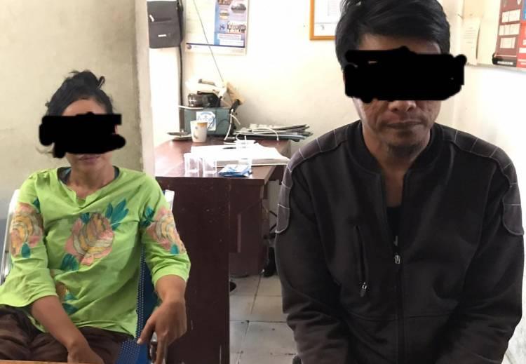 Konsumsi Sabu Pasutri Ini Diciduk BNN, Istrinya ASN di DPMPTSP Batanghari
