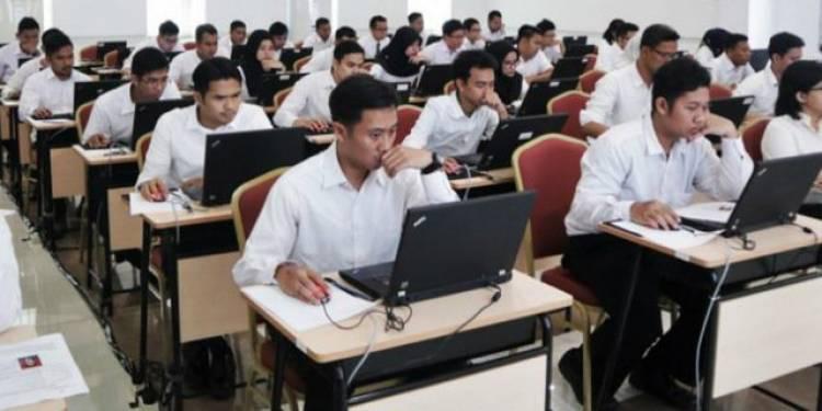 BKD Jambi Siapkan 50 Unit Komputer untuk Tes CPNS
