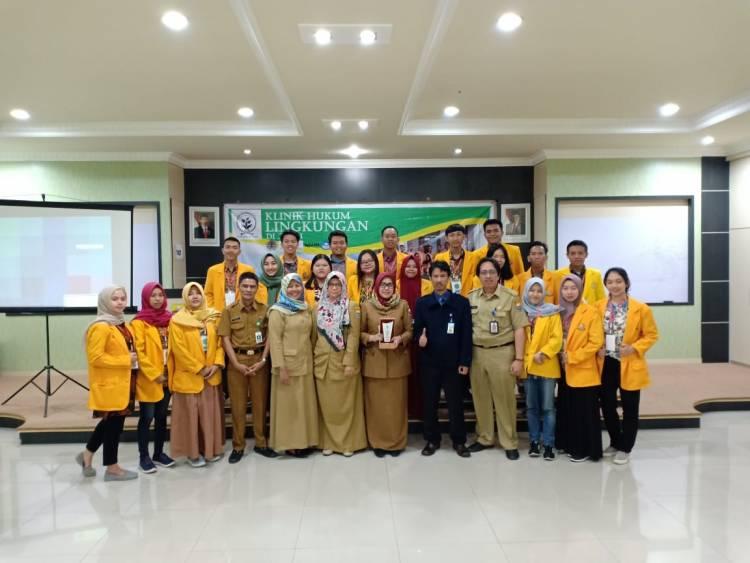 Mahasiswa Unsri Pertanyakan Pencemaran Sungai Batanghari, Ini Jawaban Evi Frimawaty