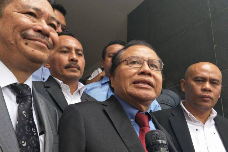 Rizal Keberatan Kasusnya yang Dilaporkan NasDem Masuki Tahapan Penyidikan