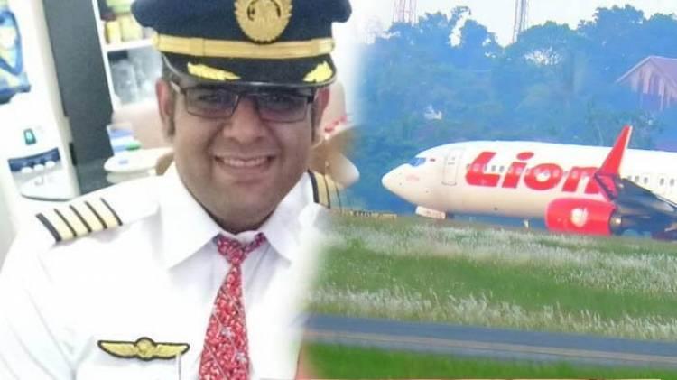 Ini Jam Terbang Pilot dan Copilot Lion Air JT 610 yang Jatuh