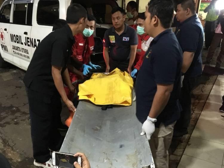 Sudah 24 Kantung Jenazah Lion Air JT 610 Tiba di RS Polri