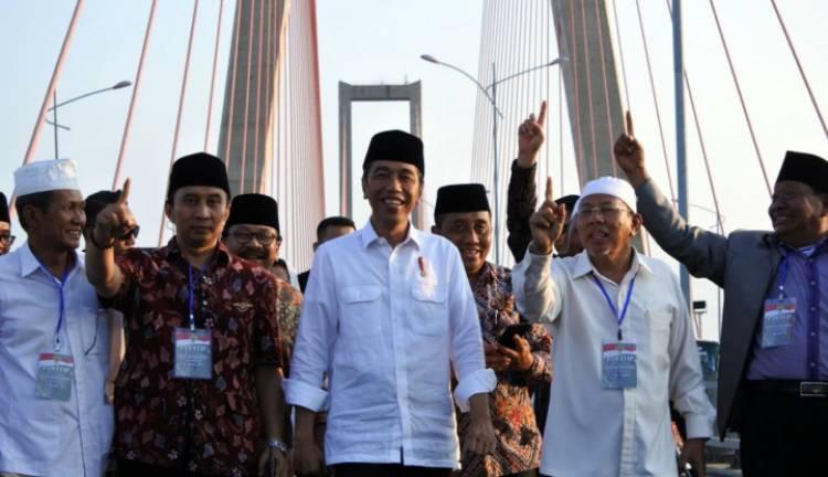 Meski Tol Suramadu Digratiskan, Prabowo-Sandi Yakin Kalahkan Jokowi di Madura