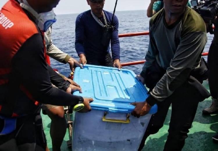 Kencangnya Arus Laut, Ini Kronologis Ditemukannya Black Box Lion Air JT 610