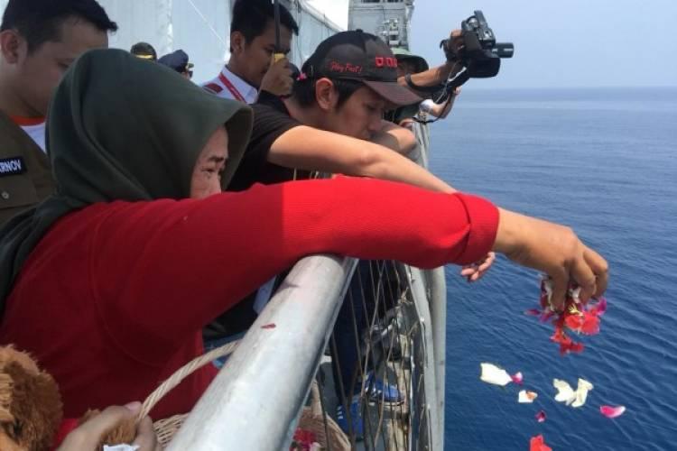 Satu Korban Lion Air Dimakamkan di Pangkalpinang