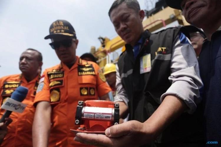 SAR Akui Pencarian CVR Lion Terhalang Lumpur