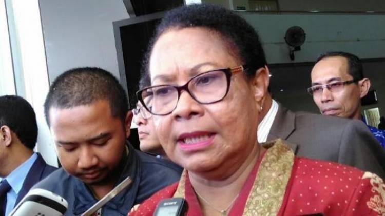 Kasus Perkosaan Mahasiswi UGM, Menteri Yohana Kawal Hingga Selesai