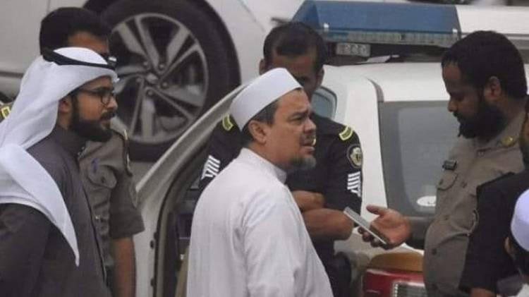 Habib Rizieq Jelaskan Soal Pemeriksaan oleh Aparat Saudi