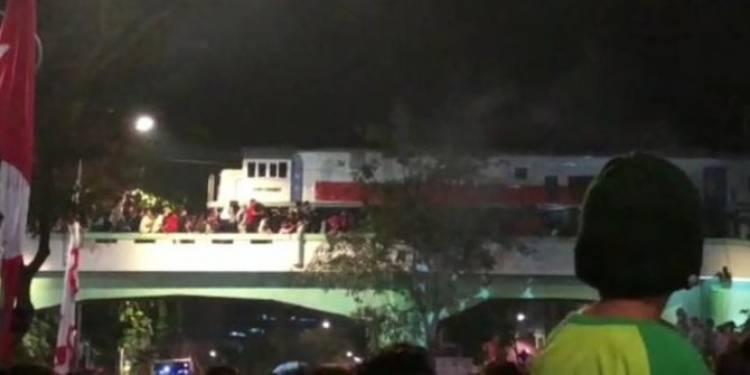 Soal Insiden Surabaya Membara, Ini Kata Menhub Budi Karya