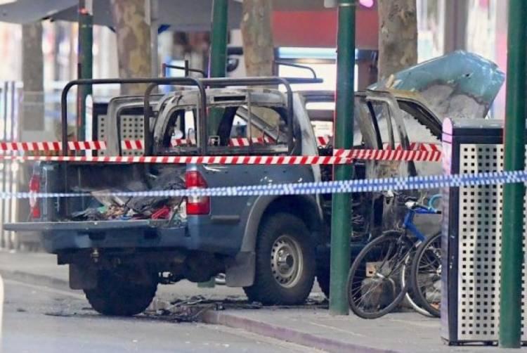 Polisi: Penyerang Berpisau di Melbourne Terilhami IS