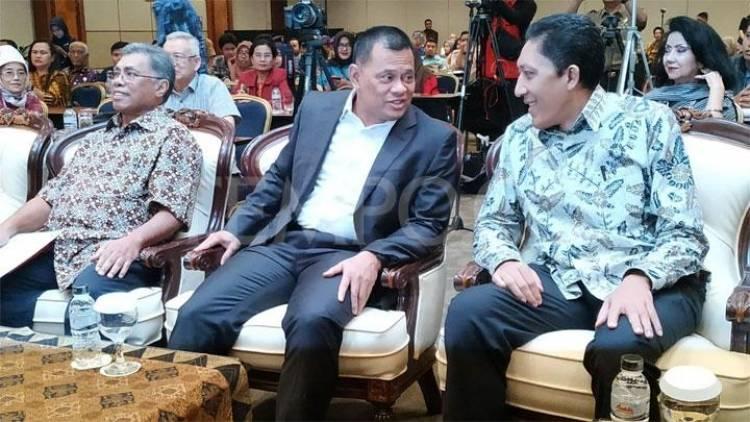 KSAD Mewisuda Jenderal TNI Purnawirawan Gatot Nurmantyo