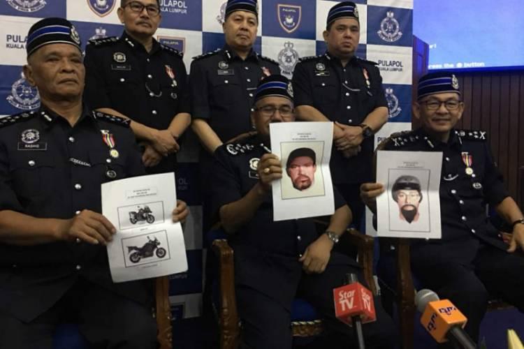 Polisi Malaysia Tangkap Delapan Tersangka Teroris