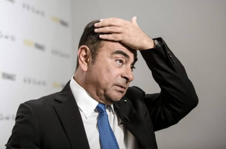 Carlos Ghosn Big Bos Nissan Ditangkap Jepang