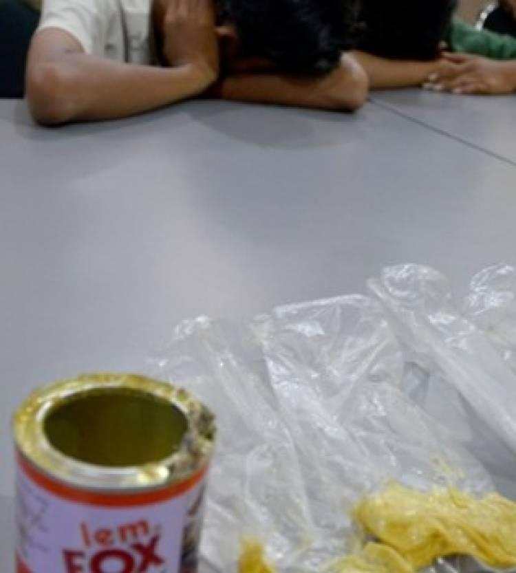 Berbahaya! Lem Dihirup Lima Remaja Surabaya Mengandung LSD