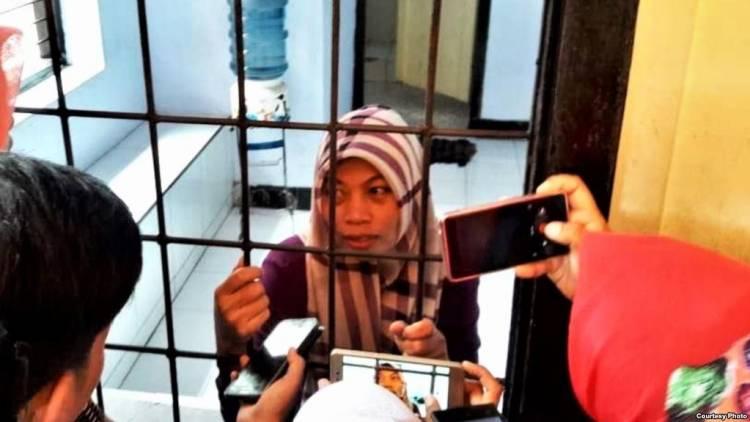 Didukung Penuh Jokowi, Ini Perasaan Baiq Nuril