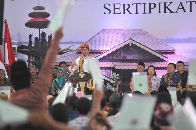 Jokowi Gerah Difitnah Soal PKI: Apa Ada PKI Balita?