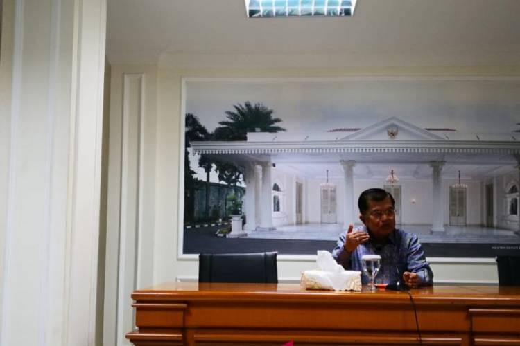 Wapres Anggap Wajar Pernyataan Prabowo Terkait Pemindahan Kedubes Australia